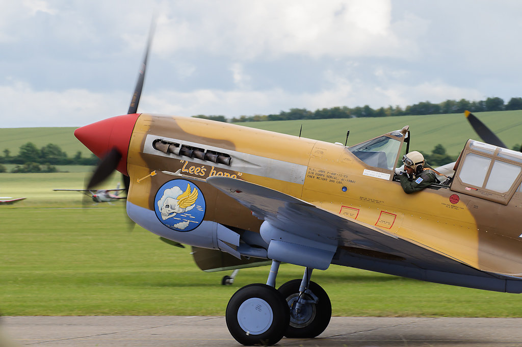 Flying Legends 2012